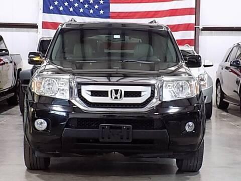 2011 Honda Pilot for sale at Texas Motor Sport in Houston TX
