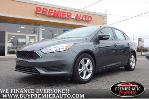 2017 Ford Focus for sale at PREMIER AUTO IMPORTS - Temple Hills Location in Temple Hills MD