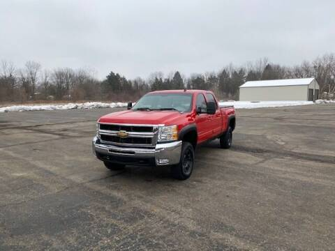 2008 Chevrolet Silverado 2500HD for sale at Caruzin Motors in Flint MI