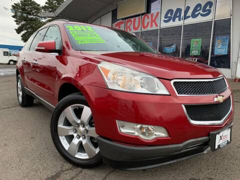2012 Chevrolet Traverse for sale at Xtreme Truck Sales in Woodburn OR