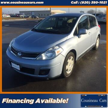 2011 Nissan Versa for sale at CousineauCars.com in Appleton WI
