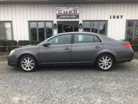 2007 Toyota Avalon for sale at Carolina Auto Resale Supercenter in Reidsville NC
