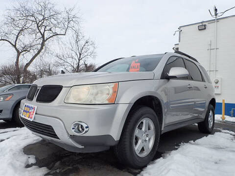 2007 Pontiac Torrent for sale at Tommy's 9th Street Auto Sales in Walla Walla WA
