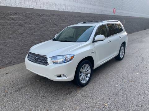 2009 Toyota Highlander Hybrid for sale at Kars Today in Addison IL