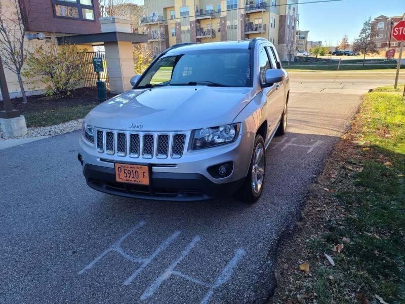 2014 Jeep Compass for sale at AMAZING AUTO SALES in Marengo IL