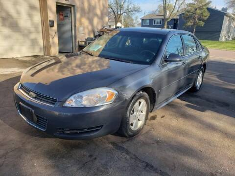 2009 Chevrolet Impala for sale at New Stop Automotive Sales in Sioux Falls SD