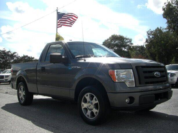 2009 Ford F-150 4x2 STX 2dr Regular Cab Styleside 6.5 ft. SB - Simpsonville SC