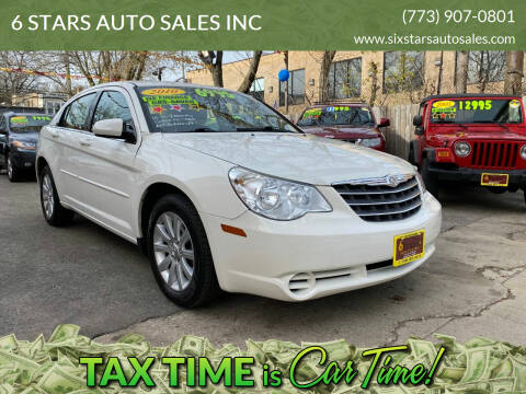 2010 Chrysler Sebring for sale at 6 STARS AUTO SALES INC in Chicago IL