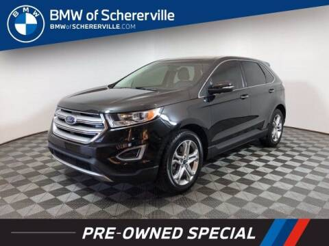 2015 Ford Edge for sale at BMW of Schererville in Shererville IN