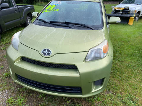 2009 Scion xD for sale at Richard C Peck Auto Sales in Wellsville NY