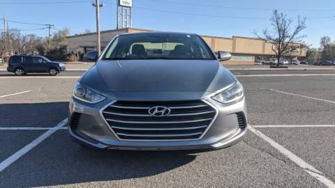 2018 Hyundai Elantra for sale at Shah Motors LLC in Paterson NJ