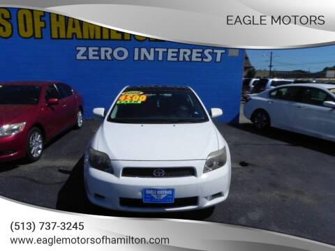 2006 Scion tC for sale at Eagle Motors in Hamilton OH
