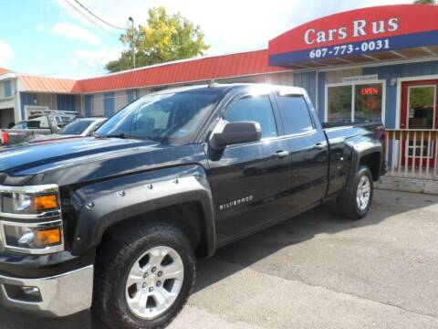 2014 Chevrolet Silverado 1500 for sale at Cars R Us in Binghamton NY