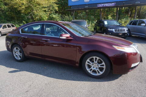 2010 Acura TL for sale at Bloom Auto in Ledgewood NJ