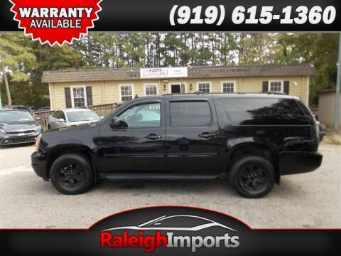 2013 GMC Yukon XL for sale at Raleigh Imports in Raleigh NC