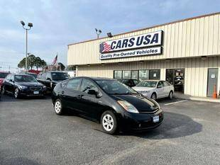 2007 Toyota Prius for sale at Cars USA in Virginia Beach VA