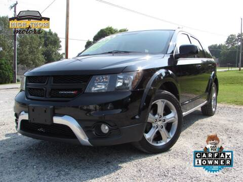 2017 Dodge Journey for sale at High-Thom Motors in Thomasville NC