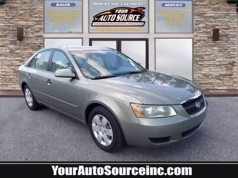 2007 Hyundai Sonata for sale at Your Auto Source in York PA