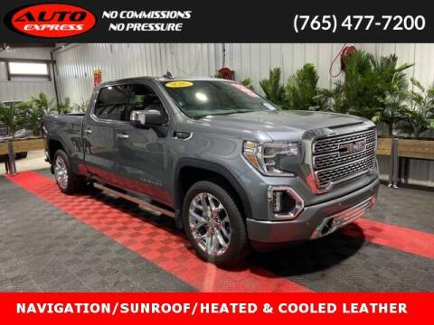 2020 GMC Sierra 1500 for sale at Auto Express in Lafayette IN