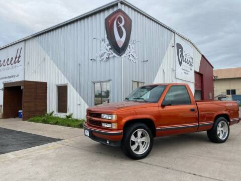 1992 Chevrolet C/K 1500 Series for sale at Barrett Auto Gallery in San Juan TX