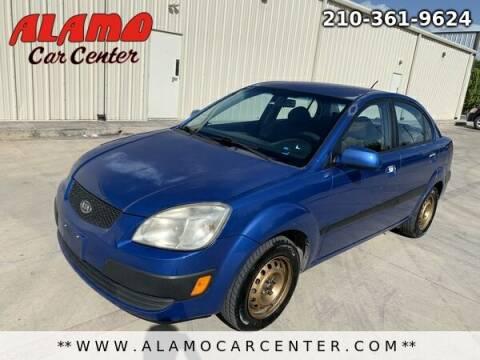 2006 Kia Rio for sale at Alamo Car Center in San Antonio TX