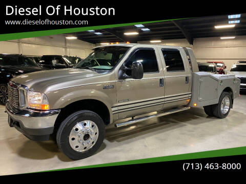 2003 Ford F-550 Super Duty for sale at Diesel Of Houston in Houston TX