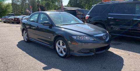 2005 Mazda MAZDA6 for sale at CARS R US in Caro MI
