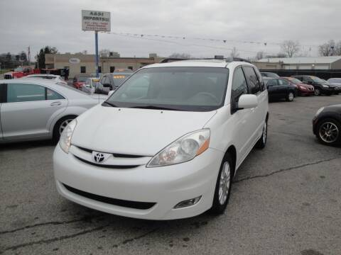 2010 Toyota Sienna for sale at A&S 1 Imports LLC in Cincinnati OH