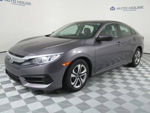 2018 Honda Civic for sale at AUTO HOUSE TEMPE in Tempe AZ
