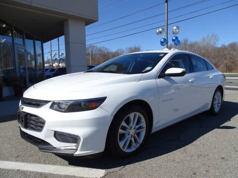 2016 Chevrolet Malibu for sale at KING RICHARDS AUTO CENTER in East Providence RI