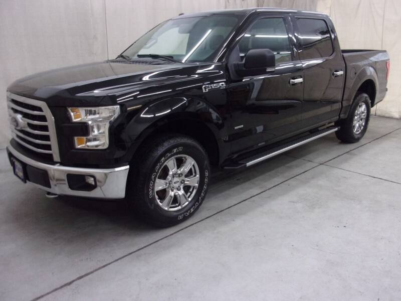 2016 Ford F-150 for sale at Paquet Auto Sales in Madison OH