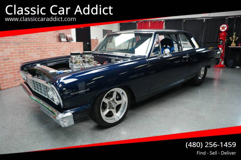 1964 Chevrolet Chevelle Malibu for sale at Classic Car Addict in Mesa AZ