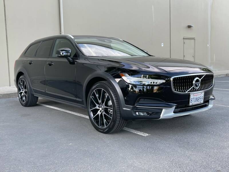 2018 Volvo V90 Cross Country for sale at COUNTY AUTO SALES in Rocklin CA