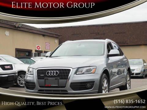 2011 Audi Q5 for sale at Elite Motor Group in Farmingdale NY