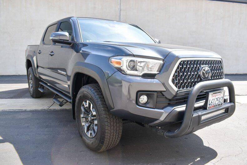 2019 Toyota Tacoma for sale in Costa Mesa, CA