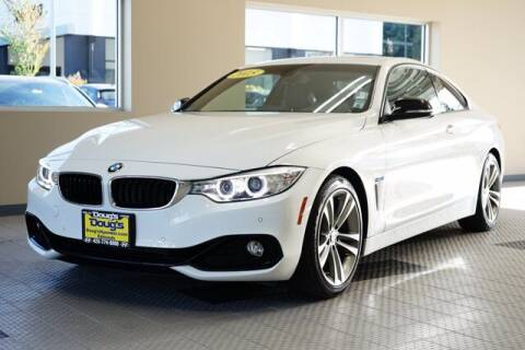 2015 BMW 4 Series for sale at Jeremy Sells Hyundai in Edmonds WA