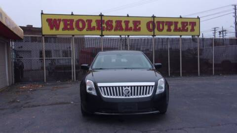 2011 Mercury Milan for sale at LONG BROTHERS CAR COMPANY in Cleveland OH