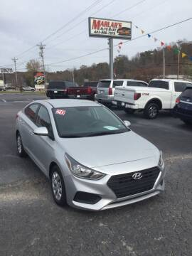 2020 Hyundai Accent for sale at MARLAR AUTO MART SOUTH in Oneida TN