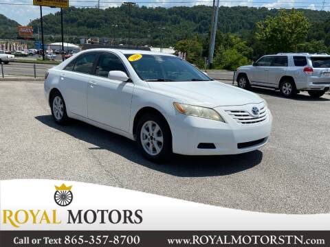 2008 Toyota Camry for sale at ROYAL MOTORS LLC in Knoxville TN