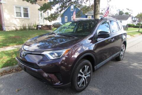 2016 Toyota RAV4 for sale at First Choice Automobile in Uniondale NY