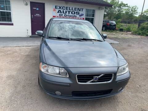 2008 Volvo S60 for sale at Excellent Autos of Orlando in Orlando FL