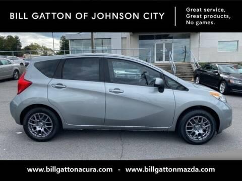 2014 Nissan Versa Note for sale at Bill Gatton Used Cars - BILL GATTON ACURA MAZDA in Johnson City TN