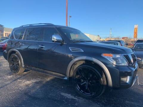 2018 Nissan Armada for sale at Hi-Lo Auto Sales in Frederick MD