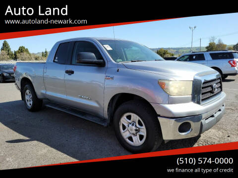 2007 Toyota Tundra for sale at Auto Land in Newark CA