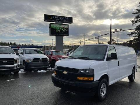 2020 Chevrolet Express Cargo for sale at Lakeside Auto in Lynnwood WA
