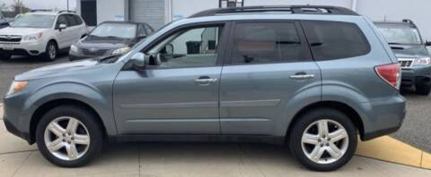 2010 Subaru Forester for sale at Primary Motors Inc in Commack NY