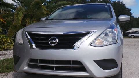 2016 Nissan Versa for sale at Southwest Florida Auto in Fort Myers FL