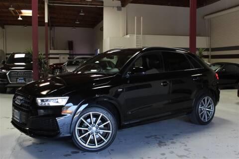 2018 Audi Q3 for sale at SELECT MOTORS in San Mateo CA