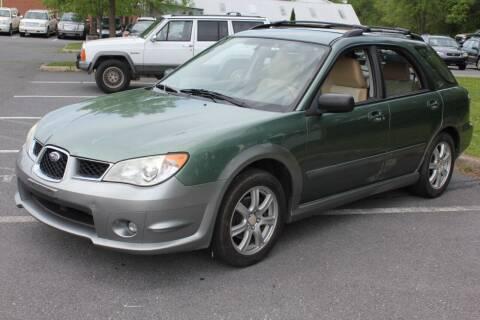 2007 Subaru Impreza for sale at Auto Bahn Motors in Winchester VA