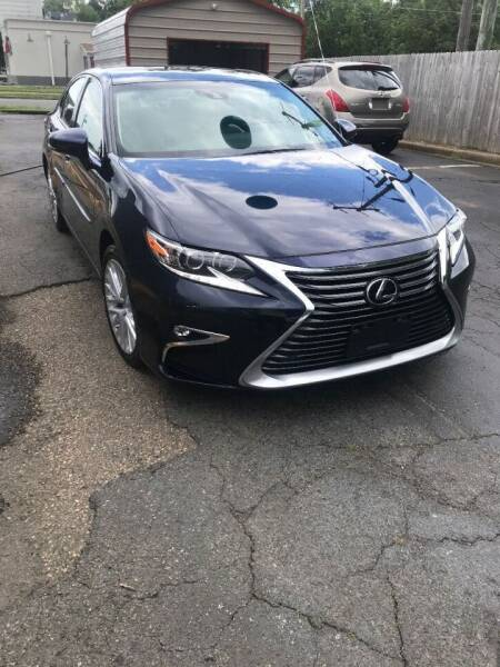 2016 Lexus ES 350 for sale at City to City Auto Sales in Richmond VA